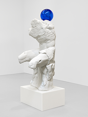 Gazing Ball (Belvedere Torso)