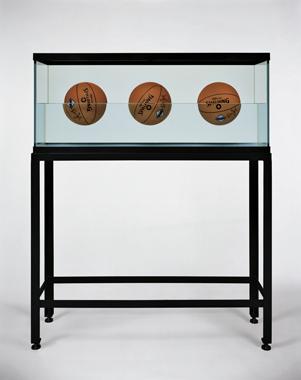 Three Ball 50/50 Tank (Spalding Dr. JK Silver Series)
