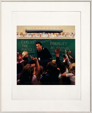 Art Magazine Ad (Artforum)
