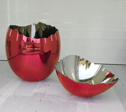 Cracked Egg (Red)