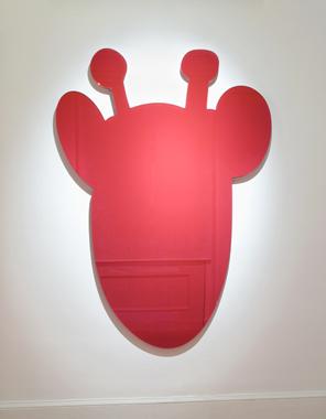 Giraffe (Red)