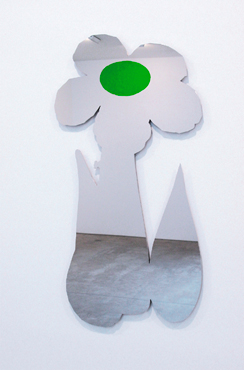 Inflatable Flower (Green)