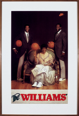 The WIlliams, 1985
