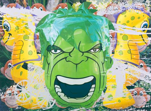 Hulk Jungle