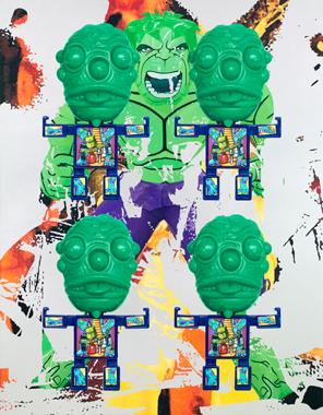 Hulk Elvis III
