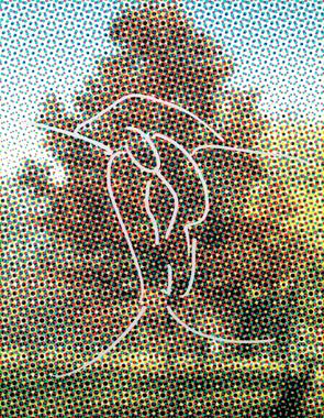 Landscape (Tree) I