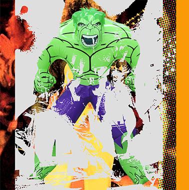 Hulk Elvis Modern