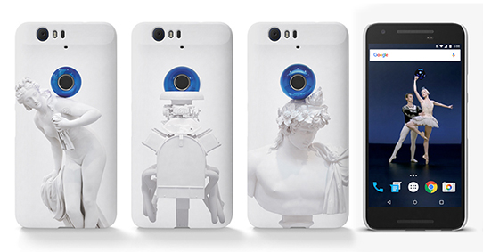 Koons x Google Live Case: Nexus 6P