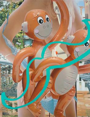 Monkeys (Ladder)