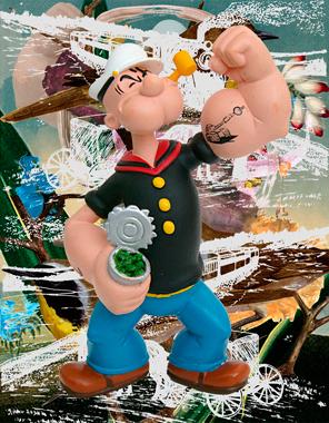 Popeye Train (Birds)