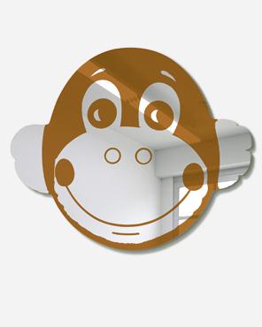 Monkey (Orange)