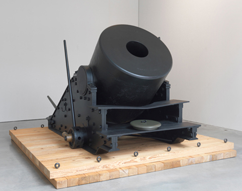 Jeff Koons. Dictator, Gagosian Gallery, New York, 2010-2011.