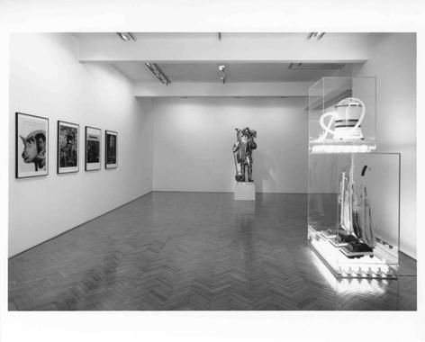 Jeff Koons: A Survey 1981-1994, Anthony d'Offay Gallery, London, 1994.