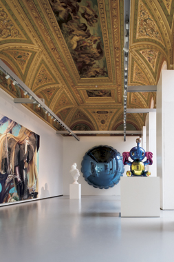 Jeff Koons. Where Are We Going: Selections from the François Pinault Collection, Palazzo Grassi, 2006.