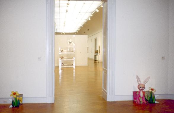 Jeff Koons: Retrospective, San Francisco Museum of Modern Art, 1992-1993.