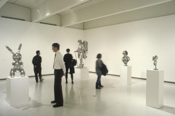 Jeff Koons: Retrospective, Walker Art Center, Minneapolis, Minnesota, 1993.