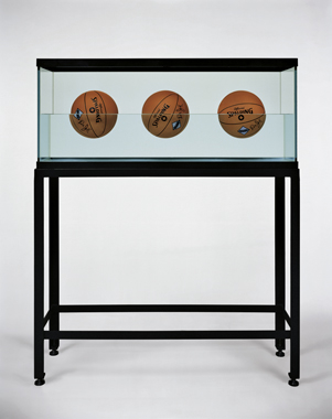 Three Ball 50/50 Tank (Spalding Dr. JK Silver Series)