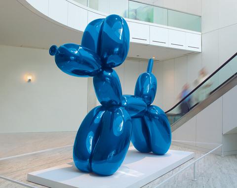 Balloon Dog (Blue)
