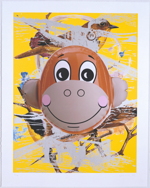 Monkey Train (Birds)