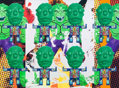 Triple Hulk Elvis II
