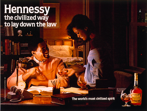 Hennessy, The Civilized Way to Lay Down the Law