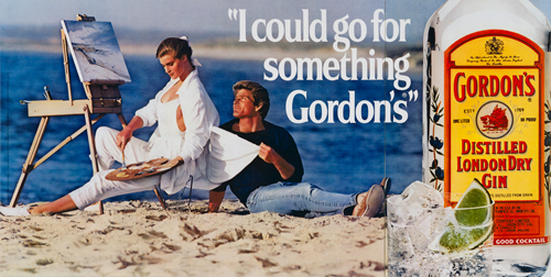I Could Go For Something Gordon's