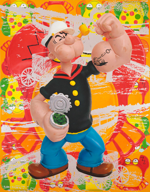 Popeye Train (Crab)