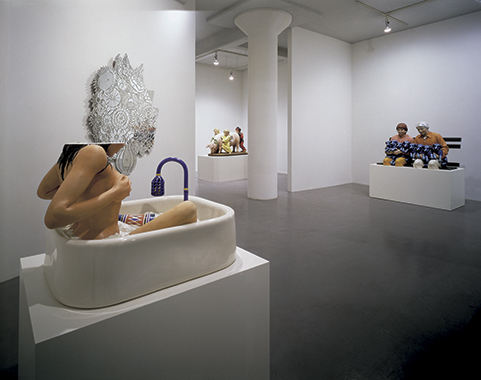 Jeff Koons. Banality, Donald Young Gallery, Chicago, 1988.