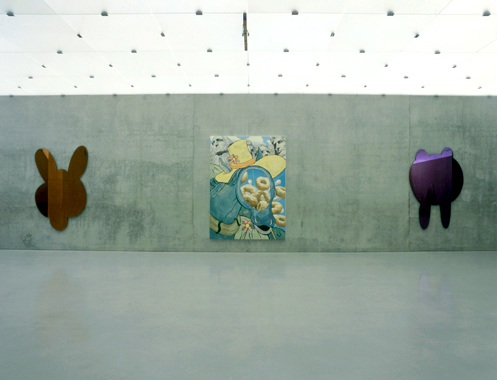 Jeff Koons. Kunsthaus Bregenz, Bregenz, Austria [July 18 - September 16, 2001]
