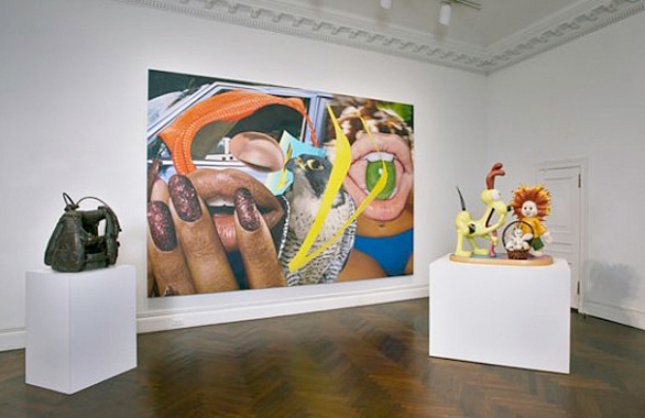 Jeff Koons: Highlights of 25 Years, C&M Arts, New York, 2004.