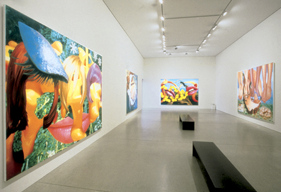 Easyfun-Ethereal. Deutsche Guggenheim, Berlin, Germany [October 27, 2000 - January 14, 2001]