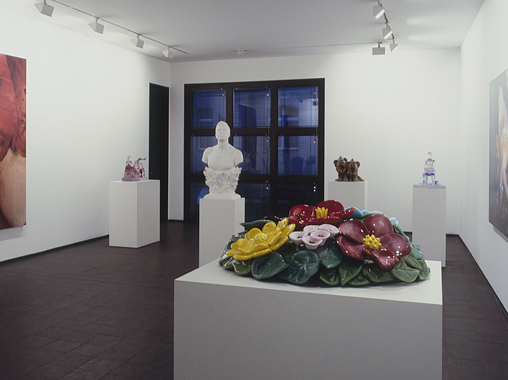 Jeff Koons. Made In Heaven, Galerie Max Hetzler, Cologne, Germany, 1991.