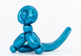 Balloon Monkey (Blue)