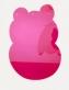 Hippo (Dark Pink)