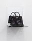 Kelly Bag Black Croc (Shelf) - Bag donated by Almine-Ruiz Picasso