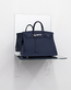 Birkin Bag Blue (Shelf) - Bag donated by Marc Jacobs