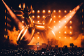 Inflatable Balloon Dog - Jay Z - 4:44 Festival Tour