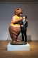 Bear and Policeman by Jeff Koons. Childish Things, The Fruitmarket Gallery, Scotland, 2010-2011.