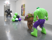 Jeff Koons: New Paintings and Sculpture, Gagosian Gallery, New York, 2013.