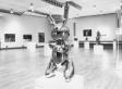 Jeff Koons: Retrospective, Staatsgalerie Stuttgart, Stuttgart, Germany, 1993.